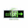 đèn exit một mặt chỉ một hướng