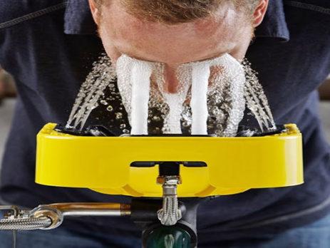 bồn rửa mắt hải phòng