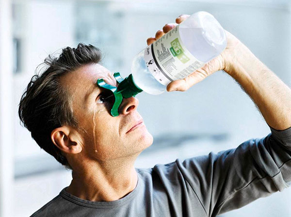 thiết bị rửa mắt khẩn cấp giá rẻ Hải Phòng