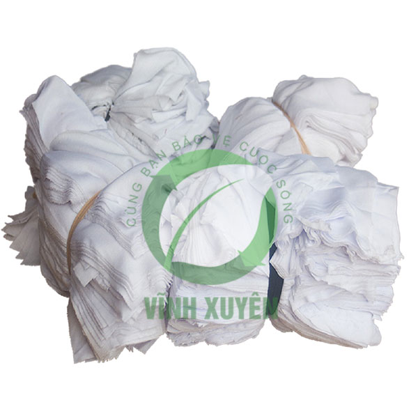 gie lau cotton mau trang