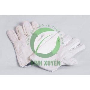 Găng tay bạt dày