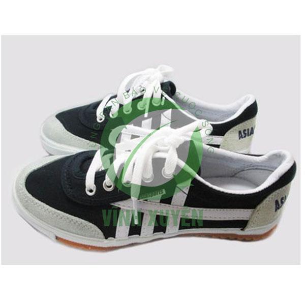 Giày Asia thể thao đen