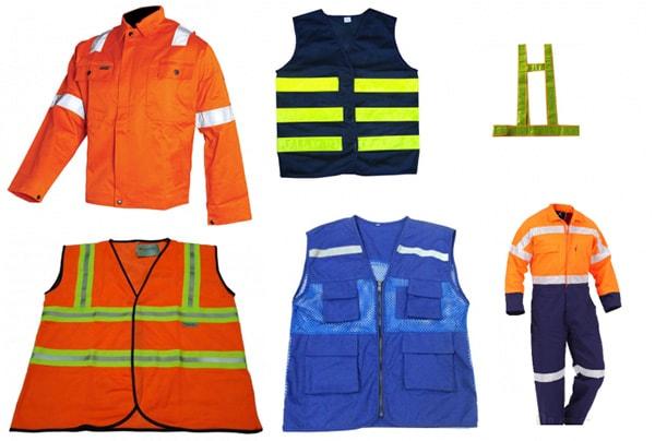 Quần áo phản quang giá rẻ Hải Phòng