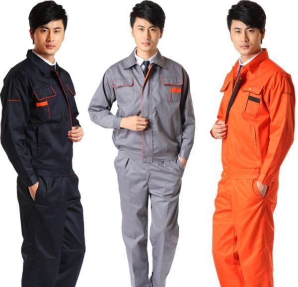 Mya quần áo bảo hộ giá rẻ tại Hải Phòng