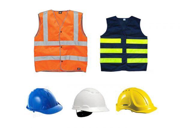 May quần áo bảo hộ xây dựng tại Hải Phòng