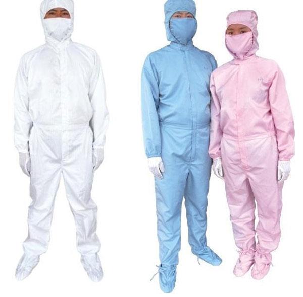 May quần áo bảo hộ tại KCN Tràng Duệ