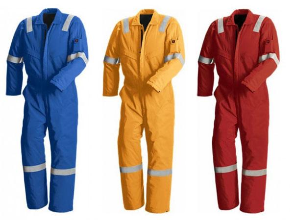 Quần áo bảo hộ giá rẻ tại KCN vsip