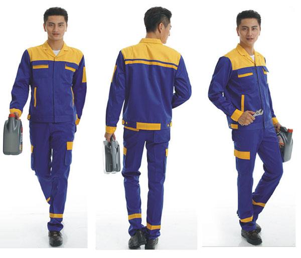quần áo bảo hộ giá rẻ tại KCN Nomura