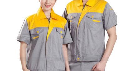 Quần áo bảo hộ KCN Đình Vũ