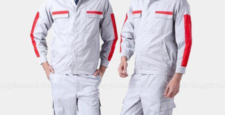 Quần áo bảo hộ KCN Nomura