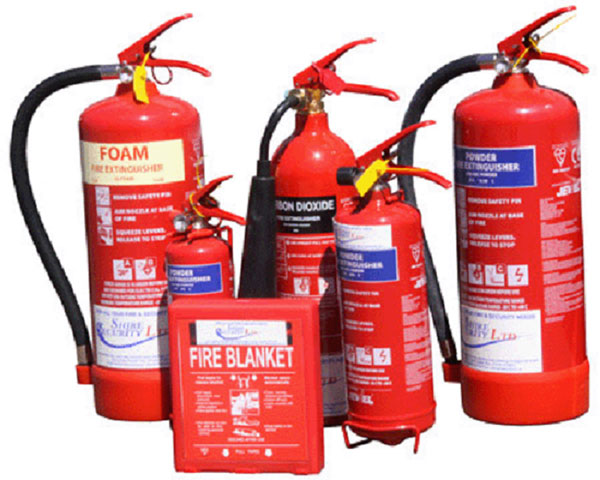 Bình cứu hỏa cần thiết như thế nào
