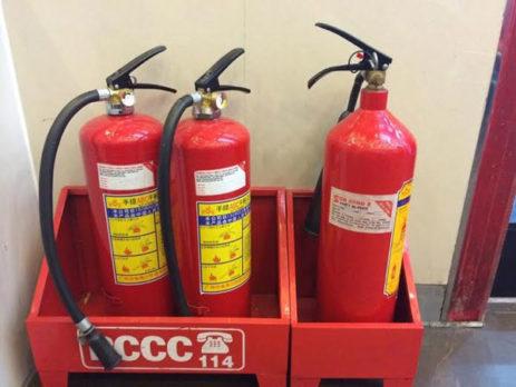 Mua bình cứu hỏa ở đâu tốt