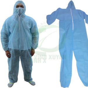 quần áo y tế dùng một lần