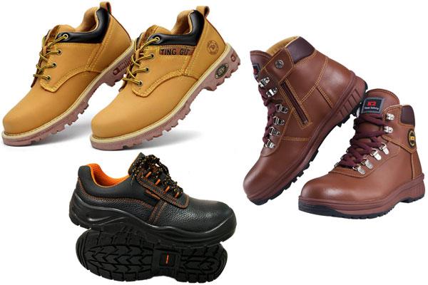 Cách phân biệt giày da bảo hộ là thật hay giả