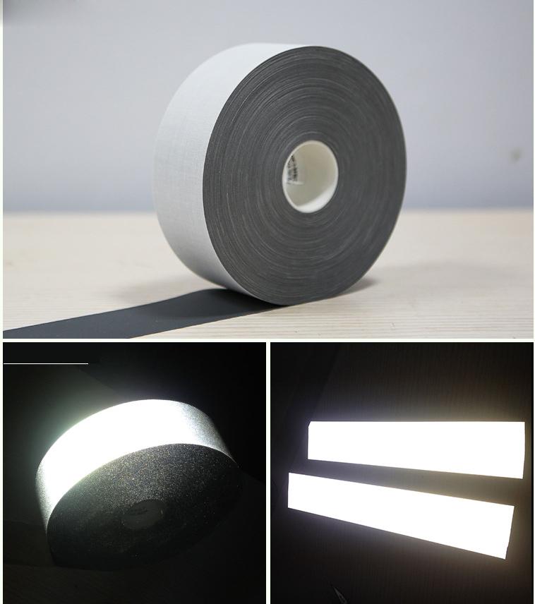 cuộn phản quang vải