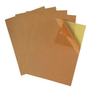 giấy in decal da bò