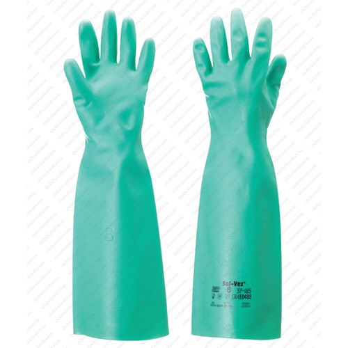 găng tay chống hóa chất 37-185