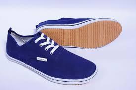 giày thượng đình trắng xanh