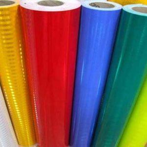 decal phản quang các màu