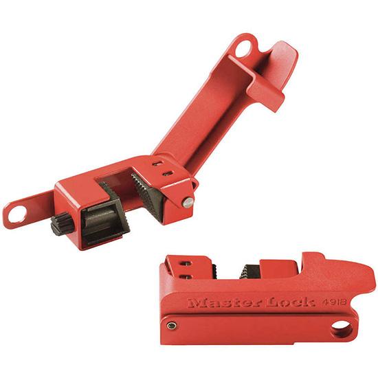khóa ngắt mạch masterlock 491b