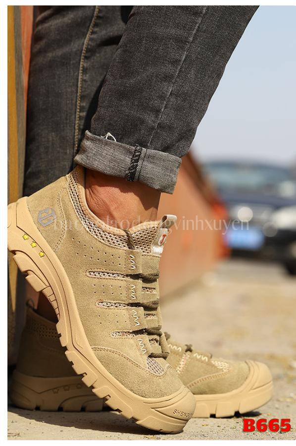 Giày bảo hộ thể thaoT665